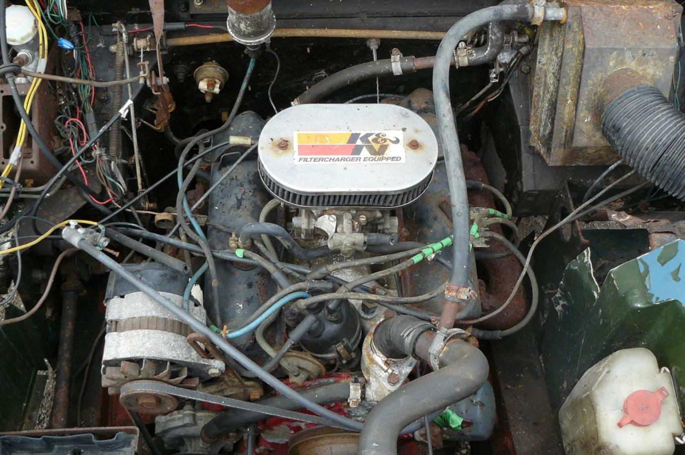 Land Rover 174 Series 2a For Restoration Jake Wright Ltd