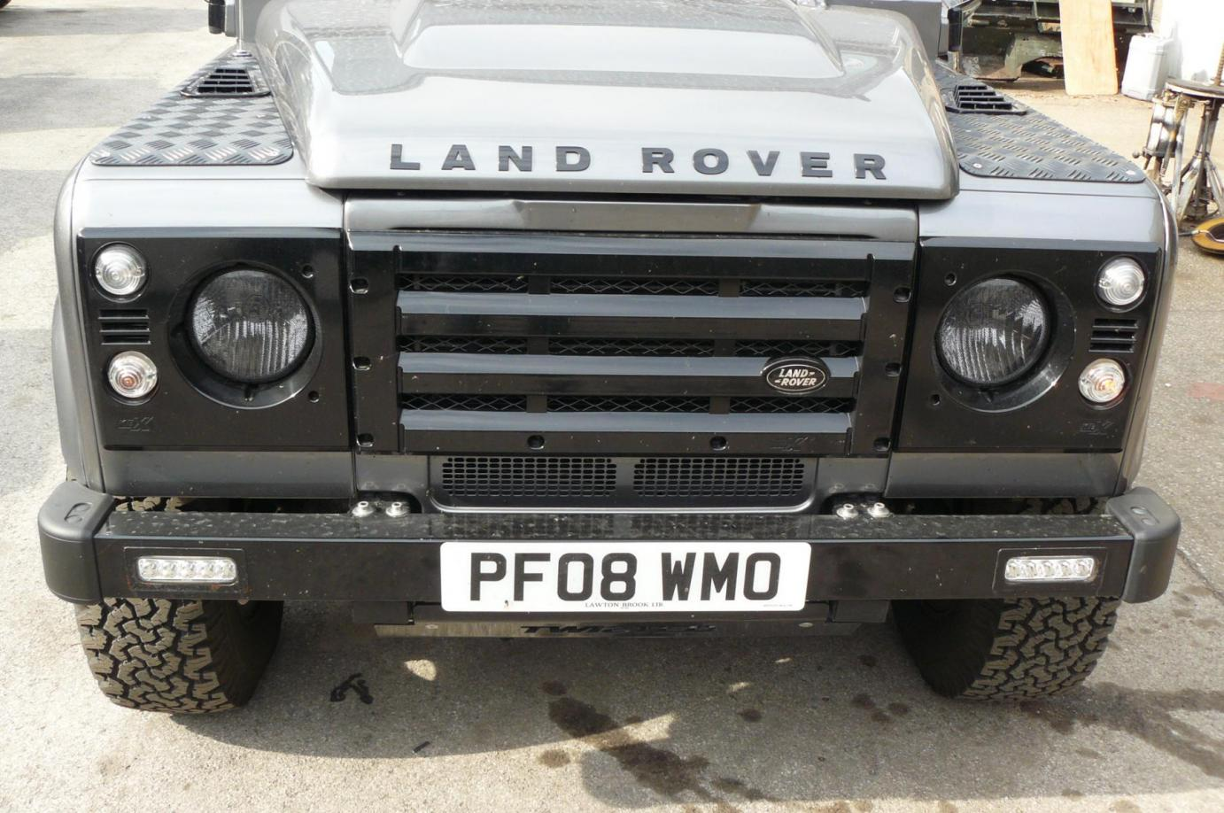 Land Rover Upgrades In Yorkshire Jake Wright Ltd