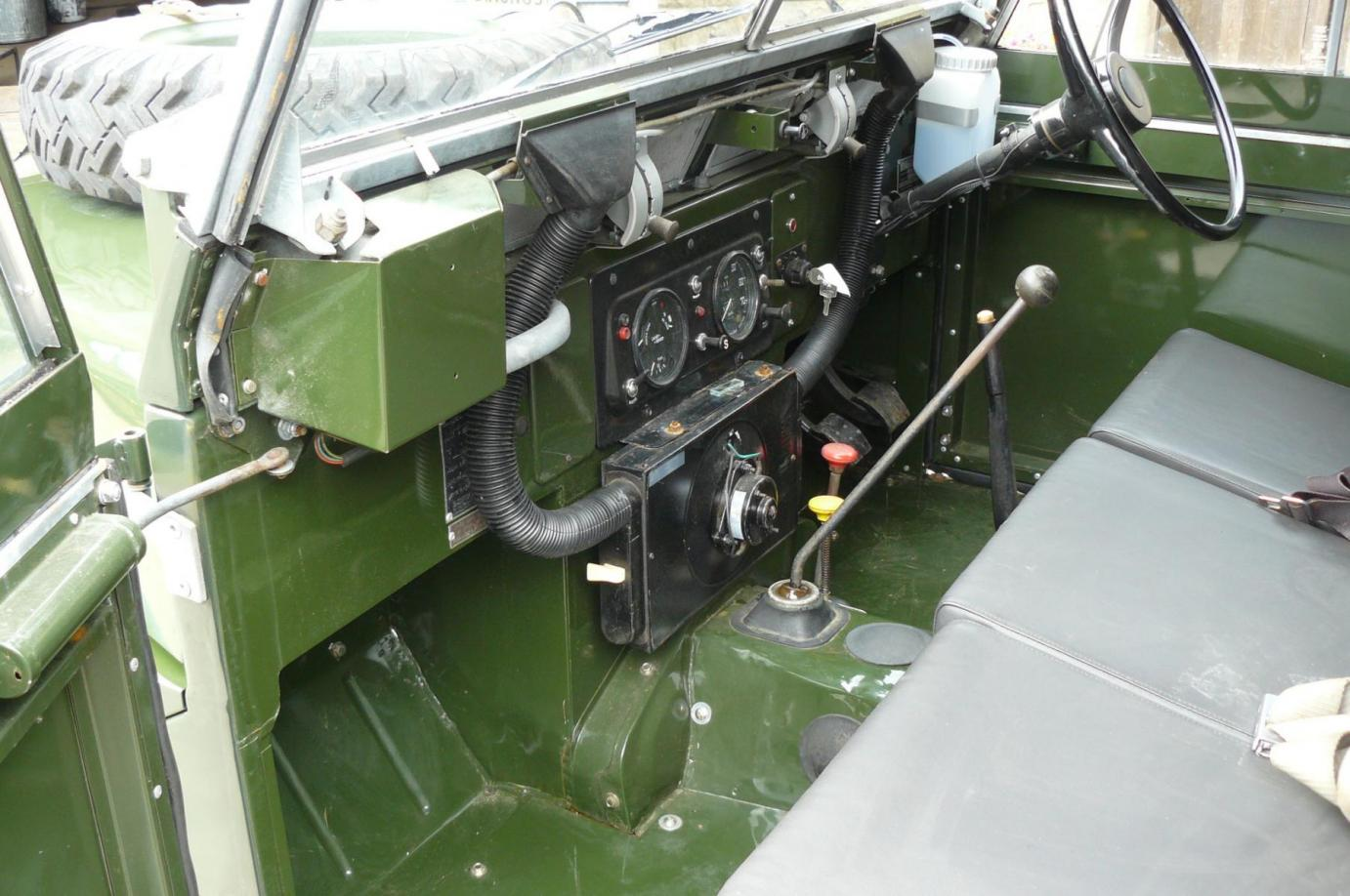 Land Rover Lightweight Airportable, SORRY NOW SOLD TO MALTA