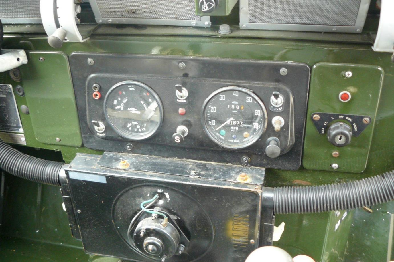 Army Vehicles For Sale >> Land Rover Lightweight Airportable, | Jake Wright Ltd ...