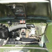 land rover series 2a 2.25 petrol engine