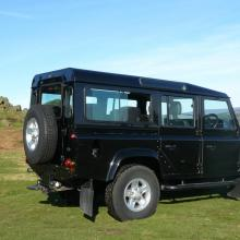 land rover xs 110 county