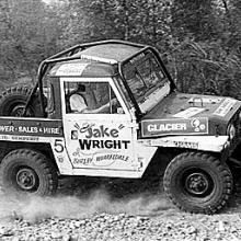 land rover V8 Lightweight