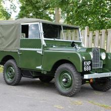 LAND ROVER 2 LITRE