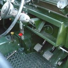 land rover series 2a were used all over the world because of there simplicity which allowed them to be maintained in every corner of the world