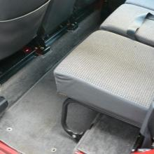 LAND ROVER REAR SEAT