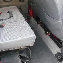 LAND ROVER 300 TDI REAR SEAT