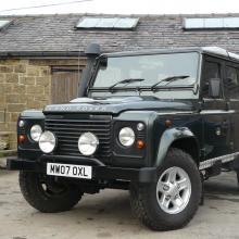 land rover for sale in yorkshire