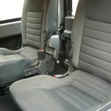 land rover rear seats