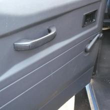 DEFENDER DOOR CARD