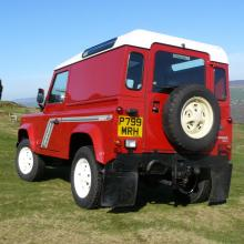 Land rover 300 tdi