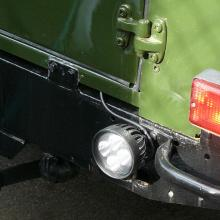 land rover rear reverse lamp