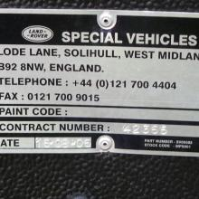 LAND ROVER DEFENDER FOR SALE AT JAKE WRIGHT