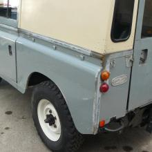 The other side of the series 3 diesel short wheelbase land rover