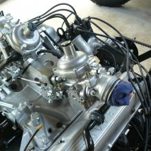 range rover 3.5 carburettors have been completely overhauled