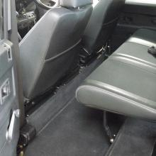 land rover 110 station wagon seat