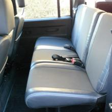 land rover middle row seats