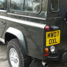 land rover 110 sw