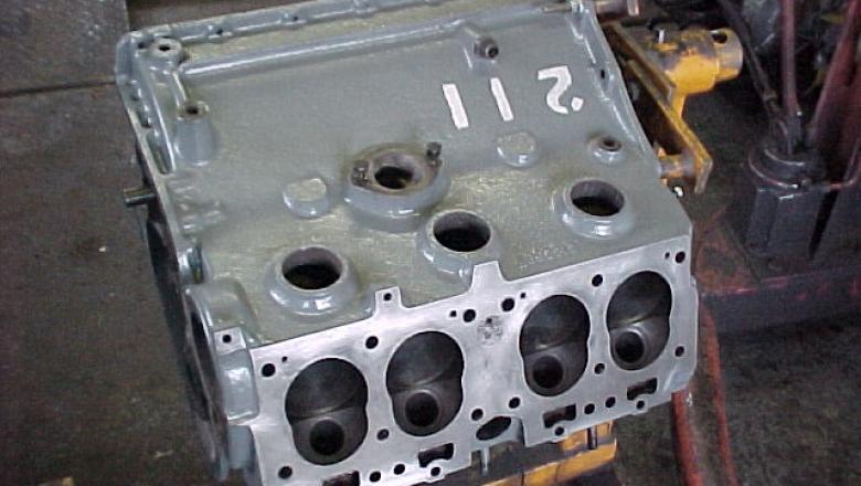 1600 land rover engine