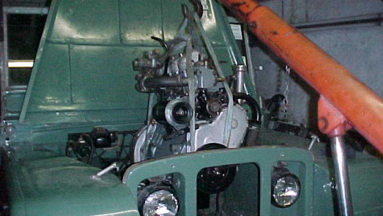series one engine