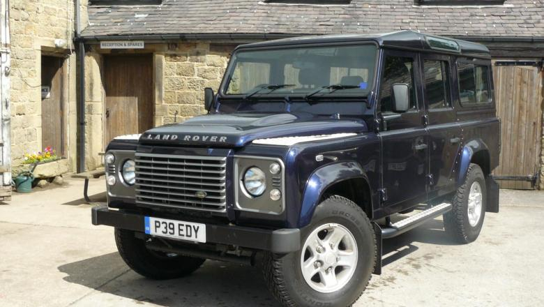 110 XS land rover FOR SALE IN YORKSHIRE