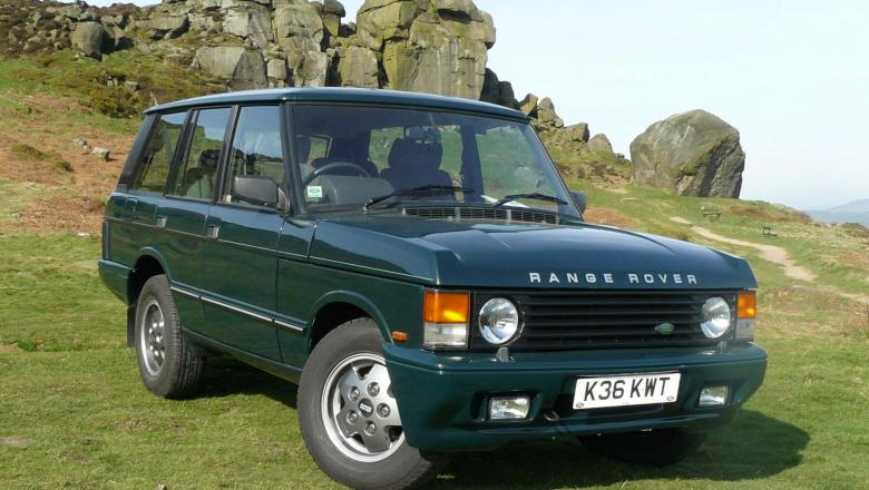 range rover 2 door classic brooklands