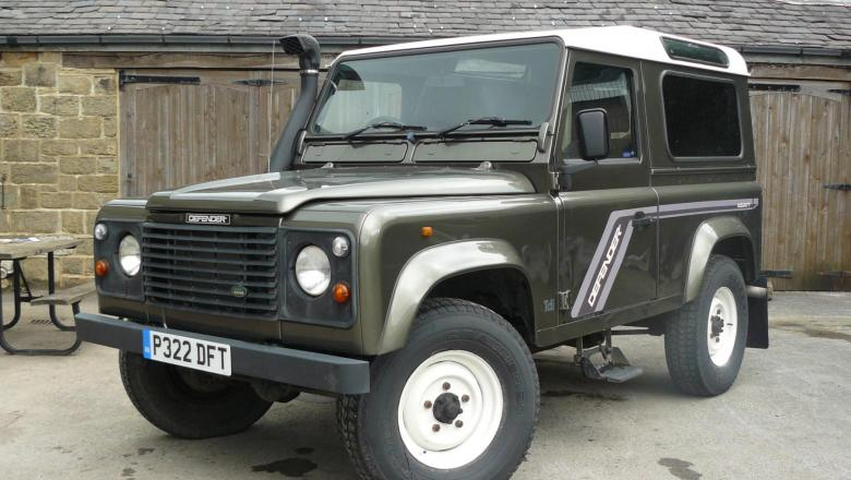 LAND ROVER DEFENDER 90 300 TDI FOR SALE IN YORKSHIRE