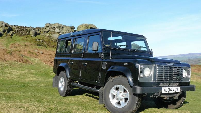 landrover defender FOR SALE IN YORKSHIRE