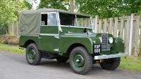 """LAND ROVER 80"""" SERIES 1 FOR SALE IN YORKSHIRE"""