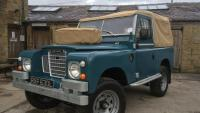 Series 3 classic after a complete nut and bolt restoration