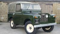 land rover series 2a for sale at jake wright's